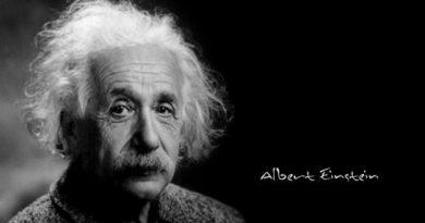 Mi visión del mundo por Albert Einstein