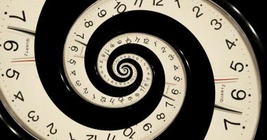 Vida, muerte, vida. El tiempo circular.